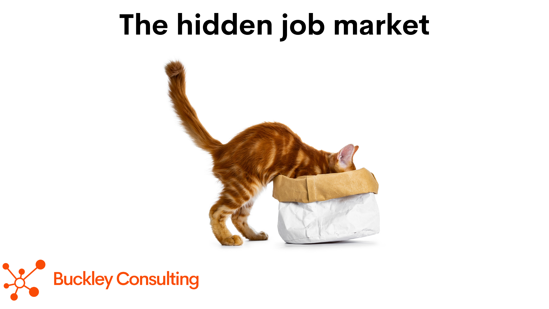 The hidden job market